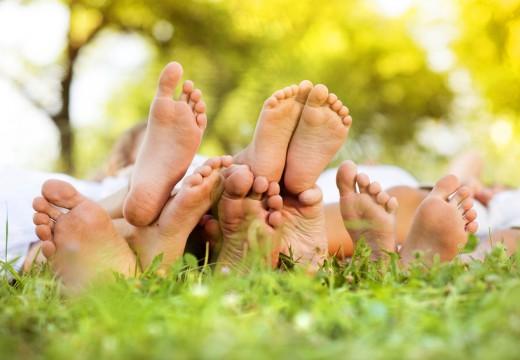Sommer-Pflege für die Füße