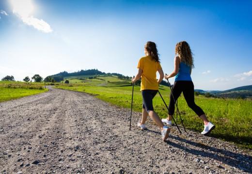 Die beste Zeit etwas Joggen zu gehen – im Herbst